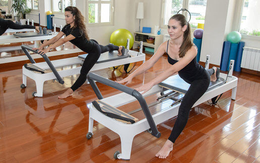 Pilates cu instructor personal la 126 lei