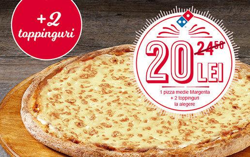 Pizza la alegere
