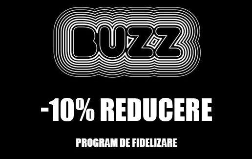 Programul de fidelizare BUZZ