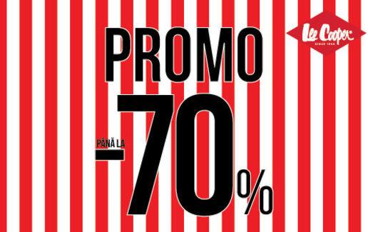 Promo – Pana la -70% reducere