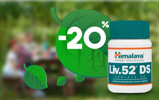 Promotie Liv.52 DS  -20%