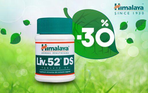 Promotie Liv.52 DS  -30%