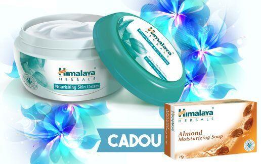 Promotie Nourishing skin cream 50 ml + Moisturizing Almond soap Cadou