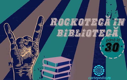 Rockotecă în bibliotecă
