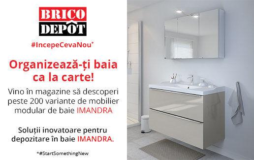 Solutii inovatoare pentru baie