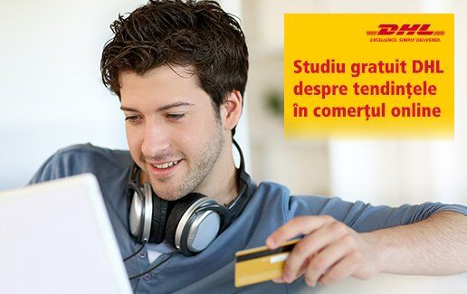 Studiu DHL gratuit