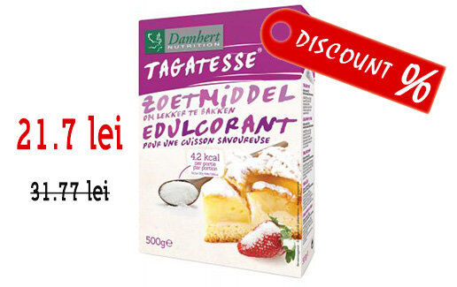 Tagatoza 500g - Singurul indulcitor natural ce caramelizeaza