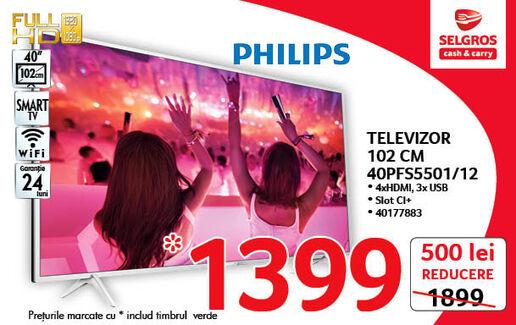 Televizor Philips la 1399 lei