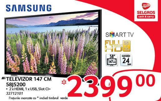 Televizor Samsung la 2399 lei