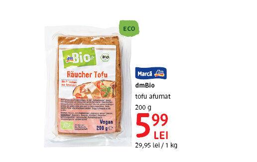 Tofu afumat la 5.99 lei