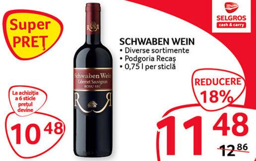 Vin Schwaben Wein la 11.48 lei