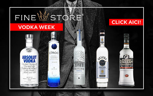 Vodka Week la FineStore