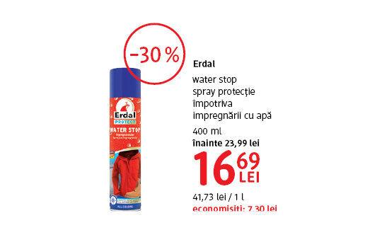 Water stop la 16.69 lei