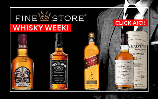 Whisky Week la FineStore
