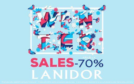 Winter Sales pana la -70%
