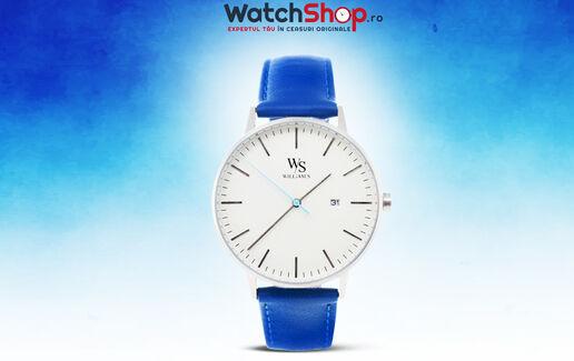 #William S - un nou brand de ceasuri
