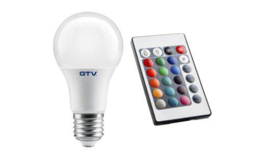 Bec LED GTV RGBW – 8W