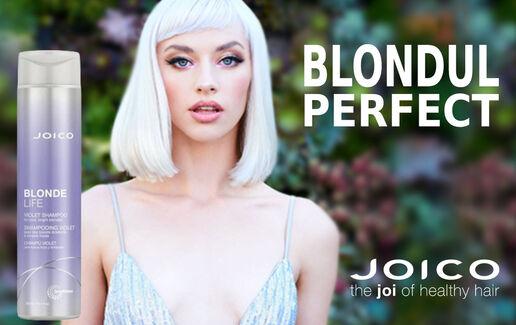 Blondul Perfect de la Joico