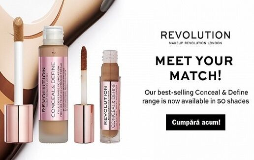 Corector Makeup Revolution