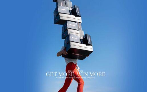 Get more, win more la Best Value