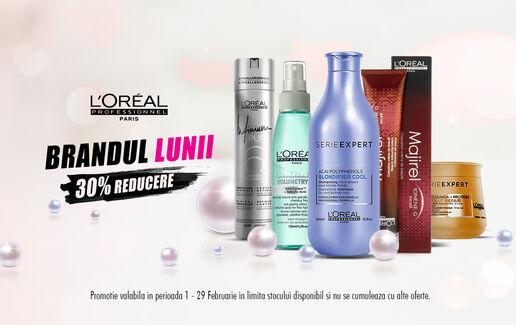 L'Oréal 30% Reducere