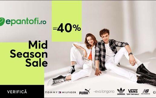 Mid Season Sale la ePantofi