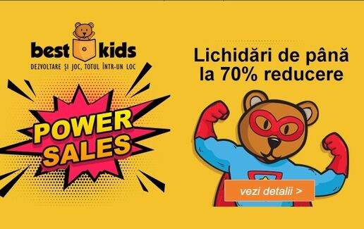 Power Sales la Best Kids