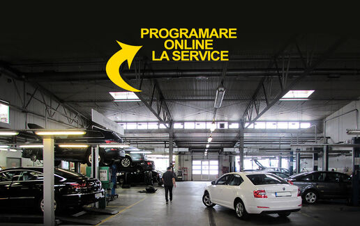 Programeaza-te online la service