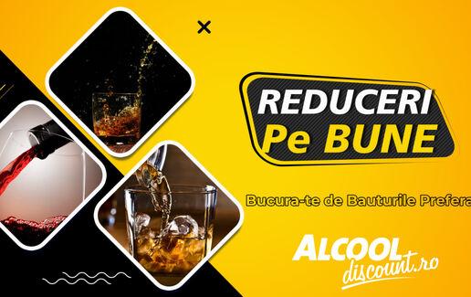 Reduceri de nerefuzat pe AlcoolDiscount