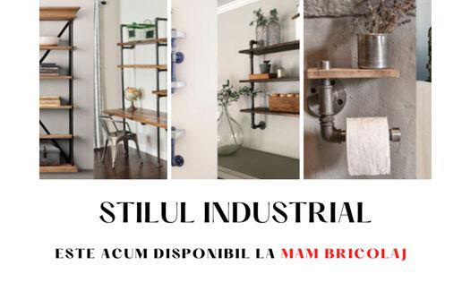 Stil industrial