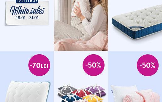 White Sales la Top Shop